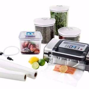 VACPRO DOUBLE SEAL VACUUM SEALER HOME & COMMERCIAL HEAVY DUTY Perth Region Preview