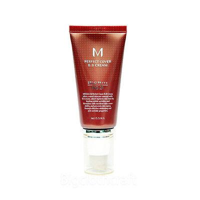 Missha M Perfect Cover BB Cream No.21 SPF42 PA+++ 50ml