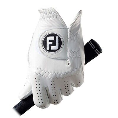 FOOTJOY PURE TOUCH GOLF GLOVE - Right Handed Golfer / White