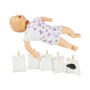CPR Baby Infant Training Manikin PVC Model 220397