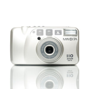 Minolta 110 Zoom Date 35mm Film Point & Shoot | Lomo