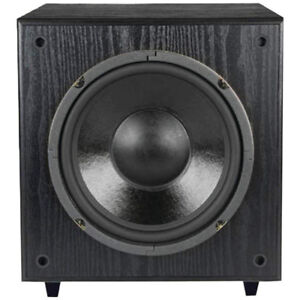 Subwoofer Pinnacle SubSonix 10-200 (10 pouces 200W)