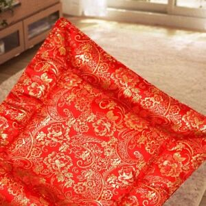 Chinese Wedding Red Cushions for Tea Ceremony