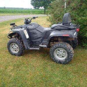 2010 Arctic Cat ATV, 700 Diesel