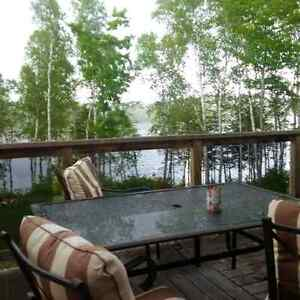 Beautiful Waterfront Home On Quirke Lake