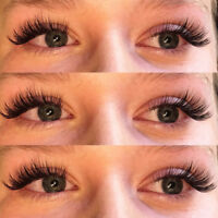 Eyelash Extension Winter Promotion