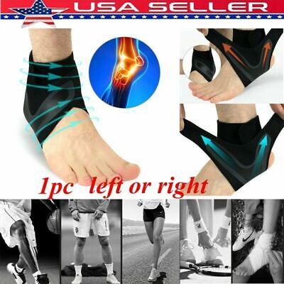 Elastic Adjustable Ankle Brace Support Sport Basketball Prot
