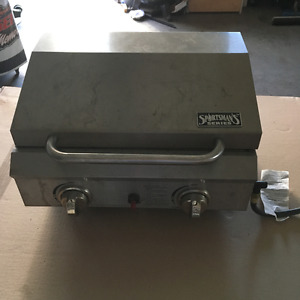 Portable table top BBQ