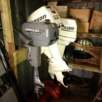 4 HP Ultra Lite outboard motor for sale