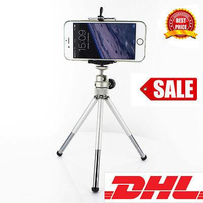 Mini tragbar Stativ Halter Stand Ständer für Smartphone handy kamera Tripod