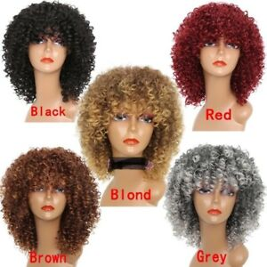 All new kinky curly wig available for sale