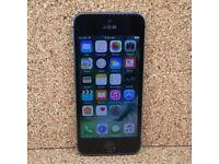I phone 5s iphone 5s black giff gaff 02 network