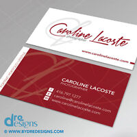 $30 for 500 16PT BUSINESS CARDS!! SALE!