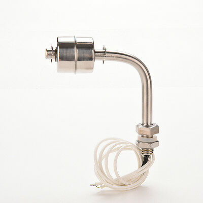 Liquid Float Switch Water Level Sensor Stainless Steel Best-chioce New Hv