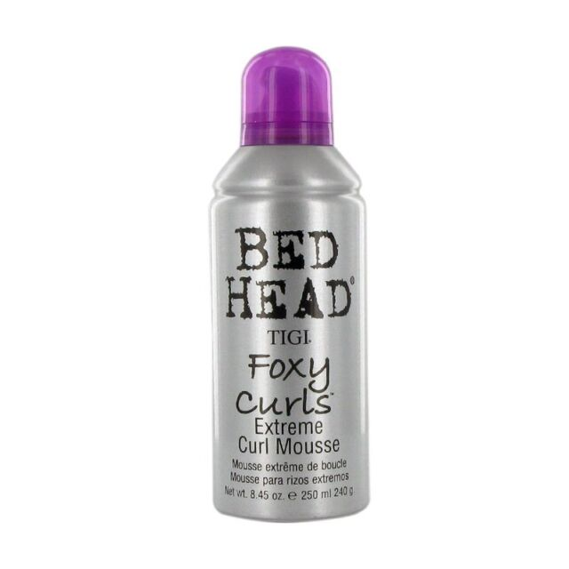 Tigi Bed Foxy Curls Extreme Mousse 250ml  (6,60 €/100ML)