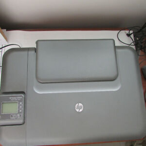 HP Deskjet 3050A All-In-One
