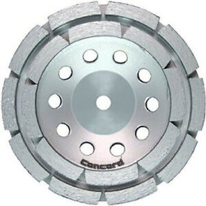 Concord Blades GCD070FHP 7 Inch Double Rowed Wheel 5/8-inch-11mm