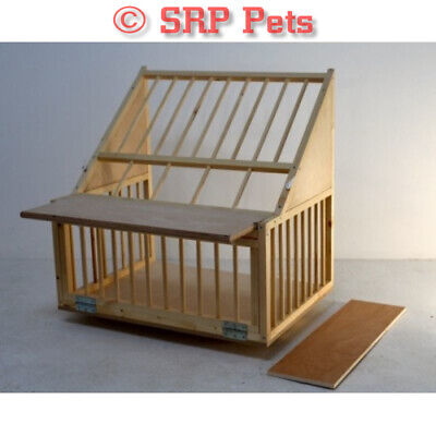 SRP PETS® Sputnik, x4 Racing Pigeon Lofts, Fast & Free UK Delivery