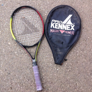 ProKennex tennis racquets magic power graphite 98 sq - in/ 67cm