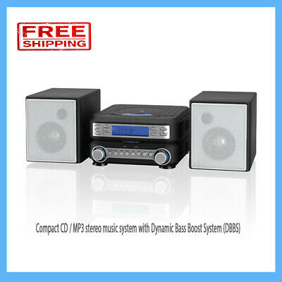 Best Small Home Stereo Digital House Music System AM FM Radi