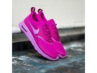 Nike Air Max Thea pink UK 5