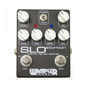 WAMPLER - Slostortion (Crunch and overdrive)