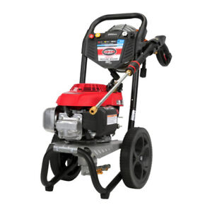 Honda power washer with a new installed 3100psi 2.5gpm pump