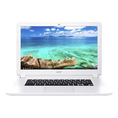 Acer 15 6  Intel Celeron Dual Core 1 5Ghz 4Gb Ram 32Gb Ssd Chrome Cb5 571 C09s