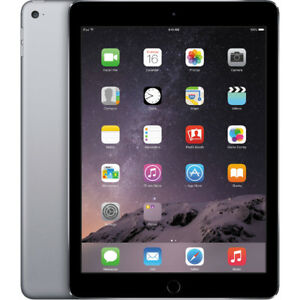 MINT IPAD AIR 2 16GB WIFI ONLY BLACK 3 MONTHS WARRANTY $249.99
