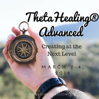 Advanced ThetaHealing® - Creating at the next level!