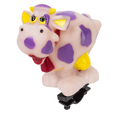 Squeeze Horn Pink Cow by SunLite for Beach Crusier Bicycle Bike