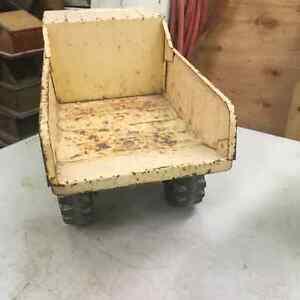 Vintage Mighty Tonka Tin Toy Dump Truck Regina Regina Area image 5