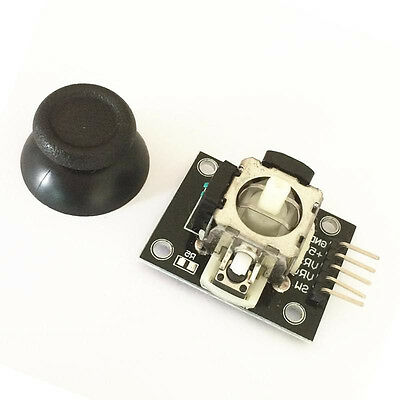 1x Joystick Breakout Module Shield Ps2 Joystick Game Controller For Arduino