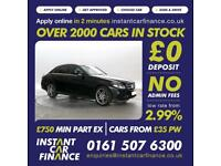 Mercedes-Benz E220 CDI BlueTEC 7G-Tronic AMG Line FINANCE FROM £62 PER WEEK