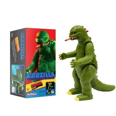 SDCC 2021 Super7 Exclusive Shogun Godzilla Reaction Figure Wave 1 ✅CONFIRMED✅
