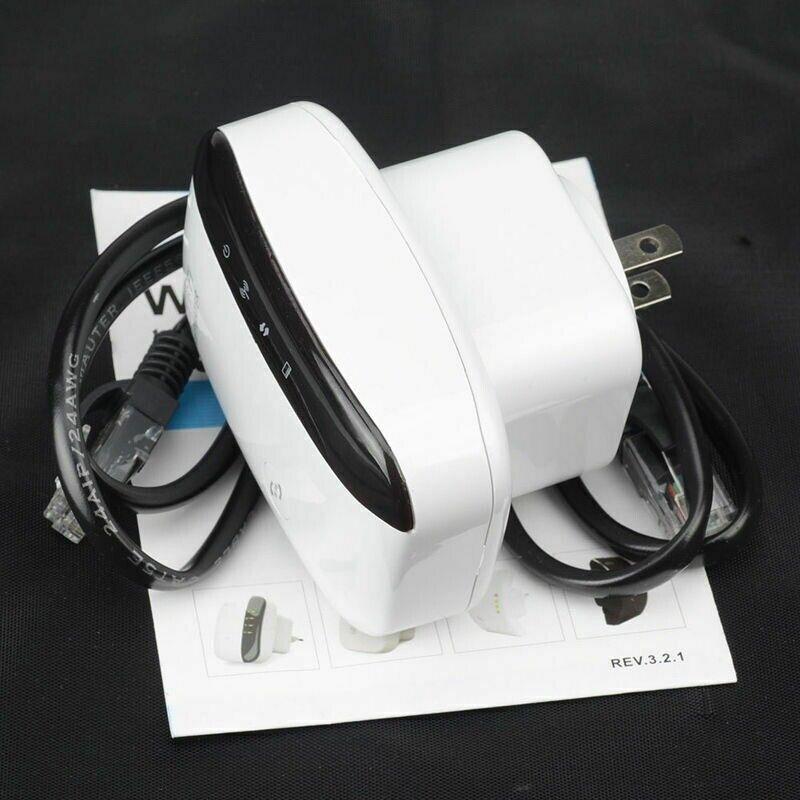 WiFi Range Extender Super Booster 300Mbps Superboost Boost Speed Wireless US Hot