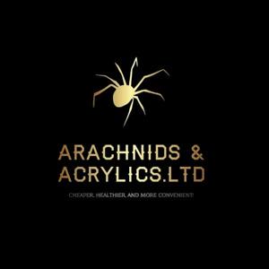 Aracnids & Acrylics.Ltd
