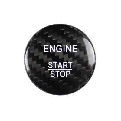 Carbon Motor Stop Button Covers Für Mercedes-Benz AB W205 GLC AMG ML GLE