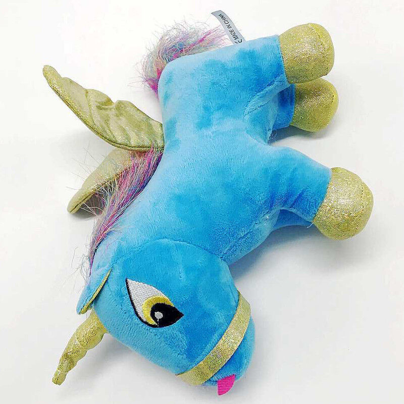 Chic Unicorn Horse Plush Toy Stuffed Animal Doll Home Car Decor Birthday Gifts