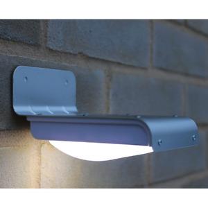 16 LED Solar Power Motion Sensor Garden Security Lamp Outdoor Wa