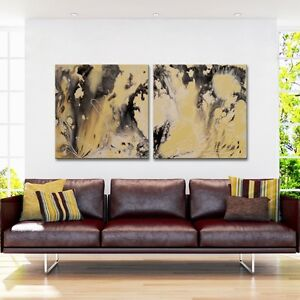 "Abstract Canvas Art - ""Uplifted"" by local artist"