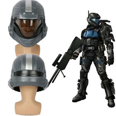 Xcoser Halo3: ODST Helmet 1:1 Scale Full Head Mask Cosplay Costume Prop Replica