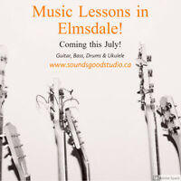 Music Lessons in Elmsdale