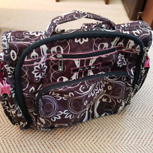 Ju-Ju-Be Diaper Bag and matching Change-Pad (back-pack style)r