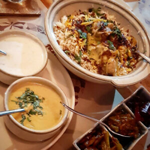 Indian Home Cooking & Dining Experience @ $ 50 per pax