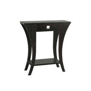 CONSOLE TABLE WITH DRAWERS ONLY $99