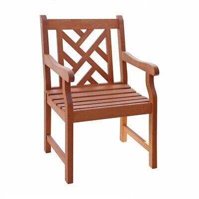 Vifah Outdoor Atlantic Armchair Atlantic Outdoor Arm Chair