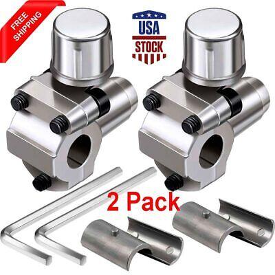 2 Pack Bullet Piercing Tap Valve 14 516 38 Outside Diameter Pipes Copper