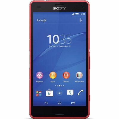 Sony Xperia Z3 Compact D5803 16GB - Schwarz, Weiß, Grün (Ohne Simlock) Handy
