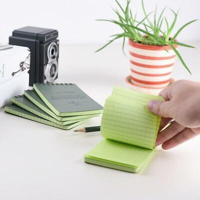 Waterproof Notebook All Weather Waterproof Writing Paper Notebook Outdoors New